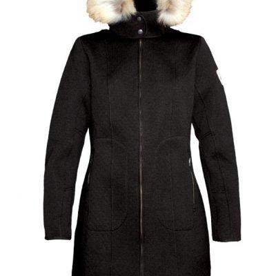 COLORADO Knitshell Coat black | 599,90 Euro