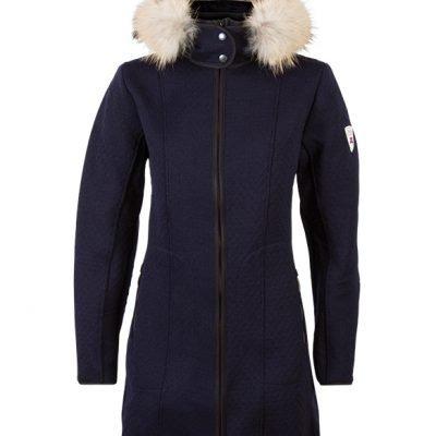 COLORADO Knitshell Coat blue | 599,90 Euro