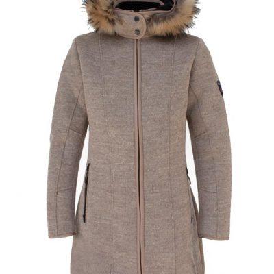 COLORADO Knitshell Coat grey | 599,90 Euro
