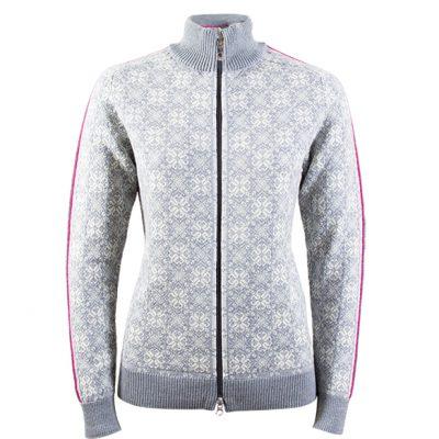 FRIDA Jacket grey | 199,90 Euro | 100% Merino