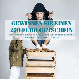 250 Euro Gutschein zu gewinnen